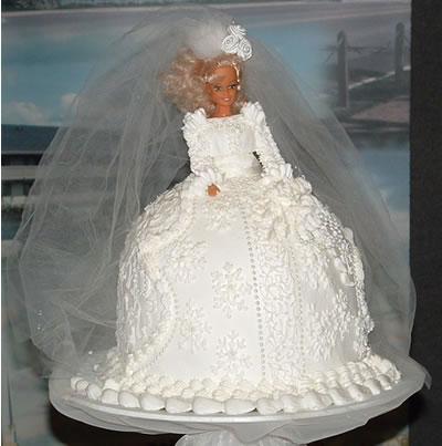 Barf-ie Cake