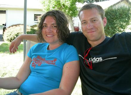 Mark and Shadra